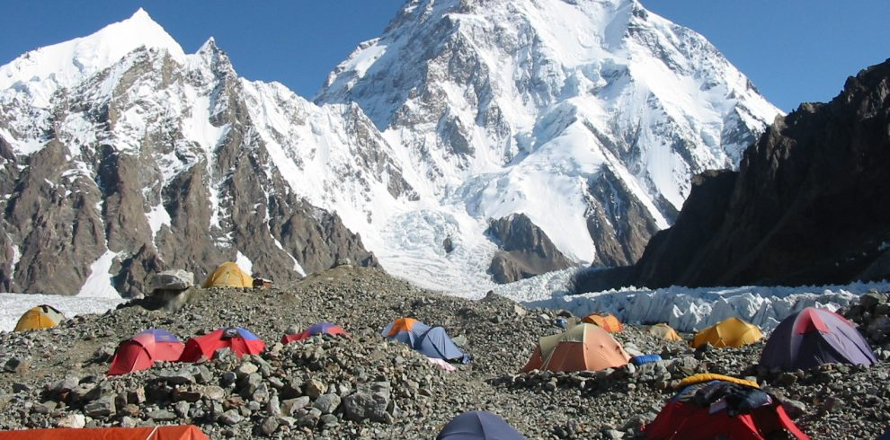 K2 base camp & Concordia Trek Baltistan Pakistan