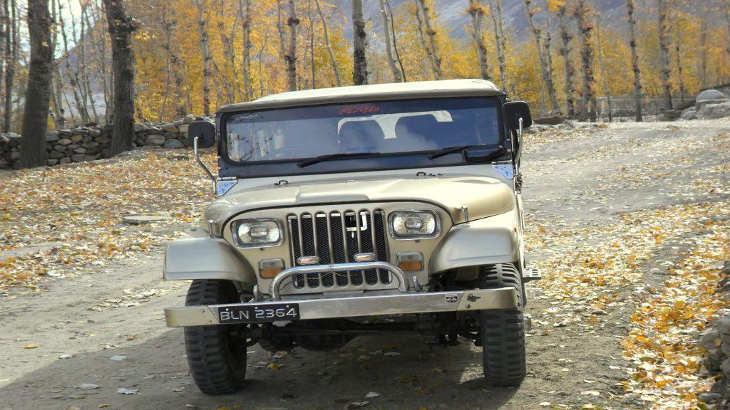 Gilgit-to-Hunza