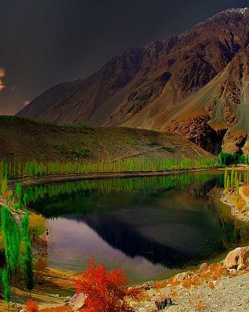Ghizer Tours